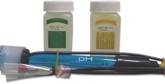 Sonda pH wody basenowej z kalibracją