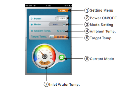 Aplikacja Hydro-Pro do sterowania pompą ciepła