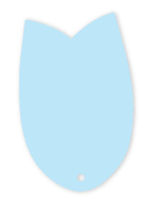 Folia basenowa jasny błękit membrana basenowa